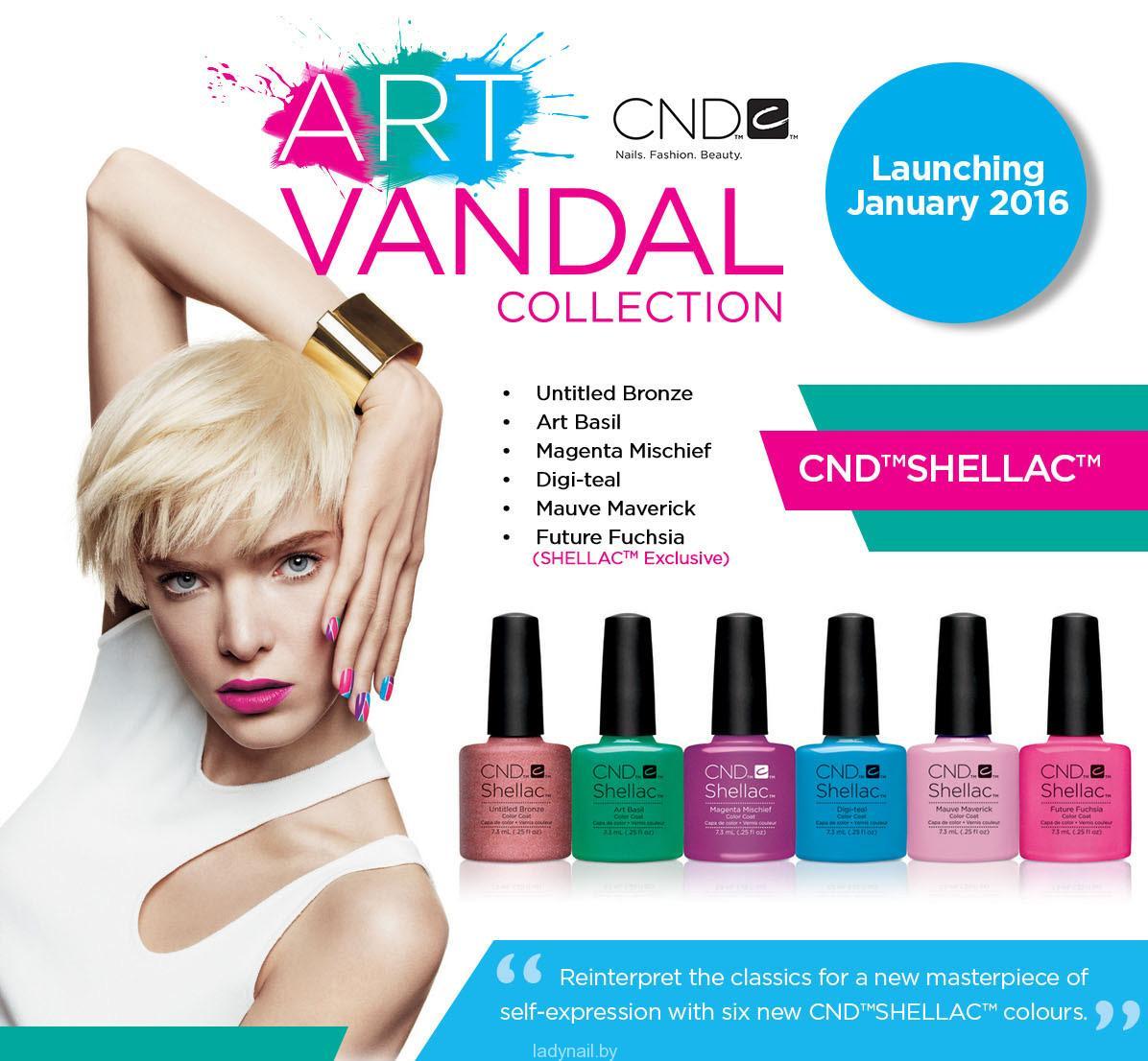Sellac_Jan_2016_Новая коллекция-гель-лак 2016 CND ART VANDAL COLLECTION